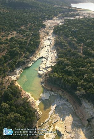 Canyon Lake Gorge Tour: Take the Tour, 3 hour walk through 110 to 111 million years ago.