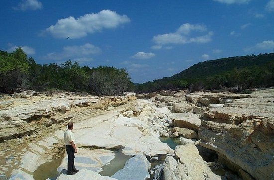 """Canyon Lake Gorge Tour: Canyon Lake Gorge  """"The Power of Water"""" July 4th 2002 Flood in Comal County"""