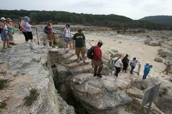 Canyon Lake Gorge Tour: Guided Educational Tours-Ages 7 & up, $10 per person for a three hour tour