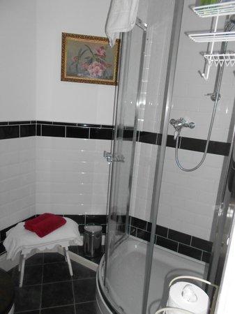 Bedford Lodge: shower