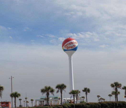 Holiday Inn Resort Pensacola Beach: Water tower