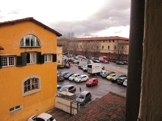 Residence San Niccolo : vista pz Piave