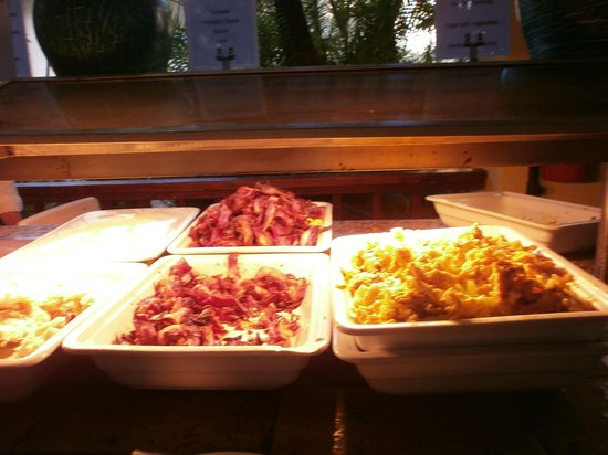 ClubHotel Riu Merengue: Bacon always heaping