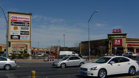 Hyatt Place Las Vegas: CVS Etc Across The Street