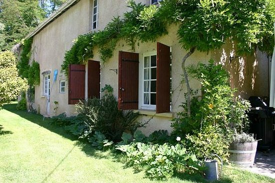 Chambre d'Hôtes & Gîte Moulin de Fontalbe : Buitenzijde Chambre d'Hôtes