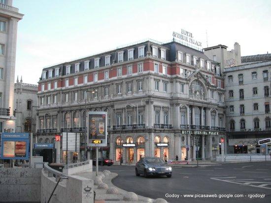 hotel avenida palace lisboa portugal i picture of. Black Bedroom Furniture Sets. Home Design Ideas