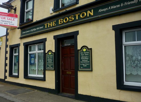 The Boston Arms
