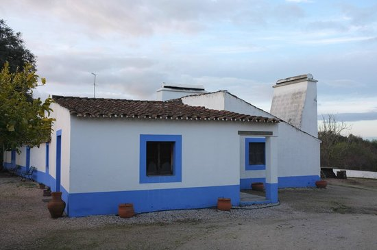 Monte do Serrado de Baixo: the house