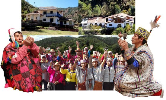 Etnikas Ayahuasca Retreats: The Center of Retreat & The Andean and Amazon Masters