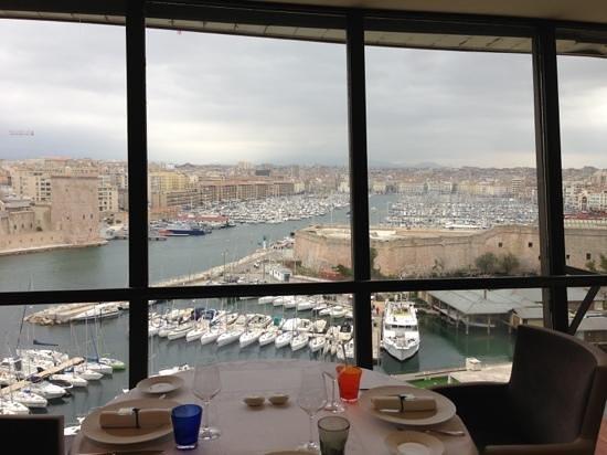 Sofitel Marseille Vieux-Port: Le restaurant