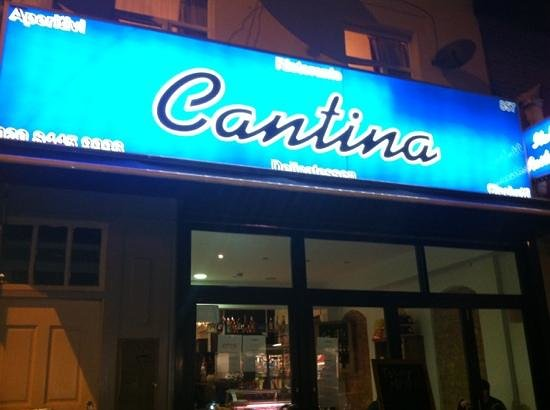 Cantina : wonderful Italian restaurant