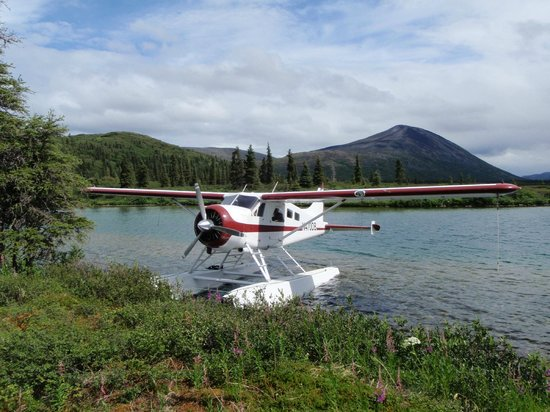 All Alaska Outdoors Lodge: Transport to the Bush