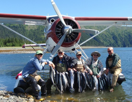 All Alaska Outdoors Lodge: Salt Snagging on an Ultimate Expedition