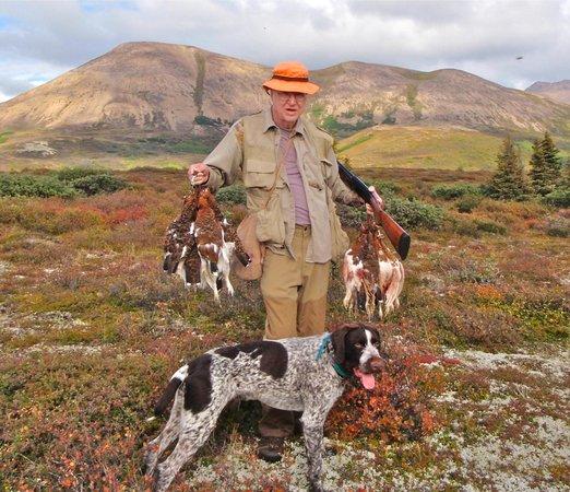 All Alaska Outdoors Lodge : Ptarmigan Limit