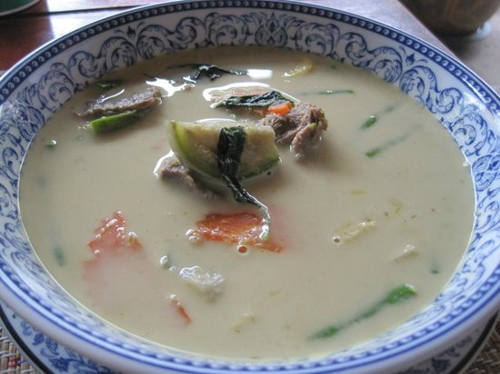 Anchalee Inn : Green Curry