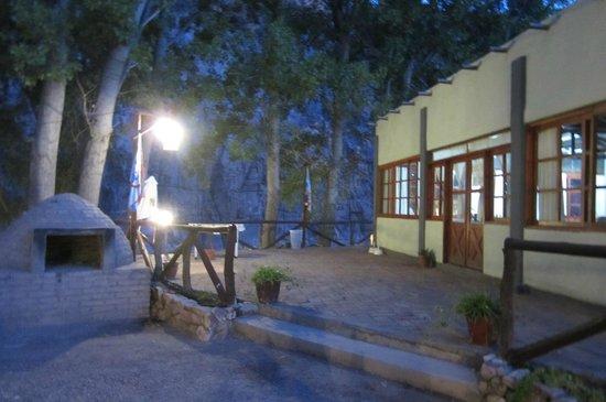 Complejo Rio Azul: De noche