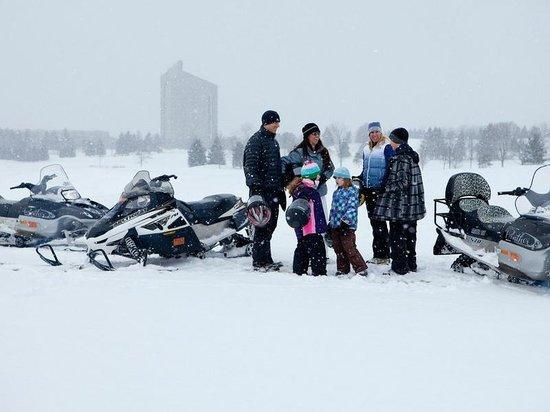 Grand Traverse Resort and Spa: Winter at GTR