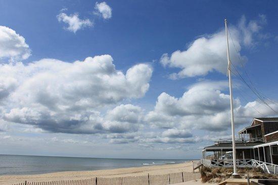 The Baker House 1650: East Hampton Beach