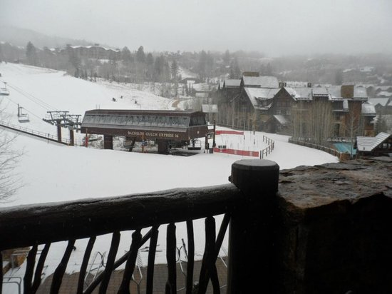 The Ritz-Carlton, Bachelor Gulch: Ski in/out
