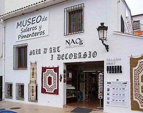 Museo de Saleros y Pimenteros de Guadalest