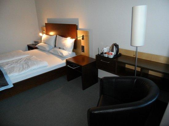 Schiller 5 Hotel: Habitacion