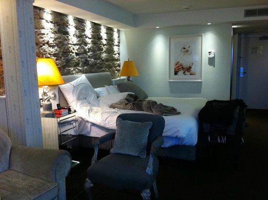 Auberge Saint-Antoine: la chambre