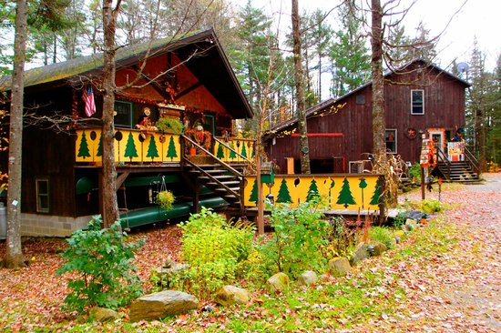 Lumberjack Lodges : Lodge