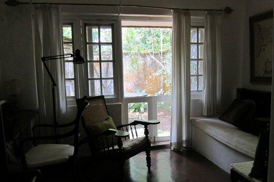 Lunuganga : Guest Room