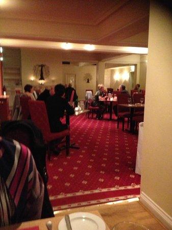 Lark Bar & Restaurant: Hamlets Restrurant @Larkfield  taken 16/02/2013