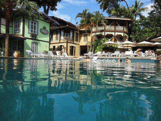 Porto Pacuiba Hotel: Fachada do Hotel
