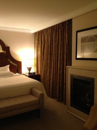 L'Hermitage Hotel: main room