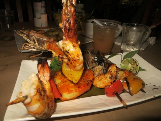 Simple: Shrimp special