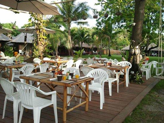 Mali Resort Pattaya Beach Koh Lipe: ristorante colazione