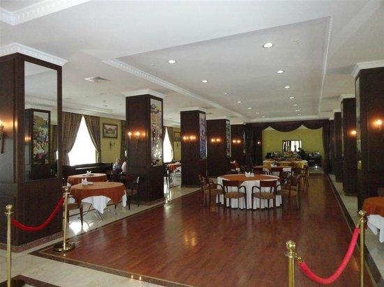 Lotte City Hotel Tashkent Palace: Dining room