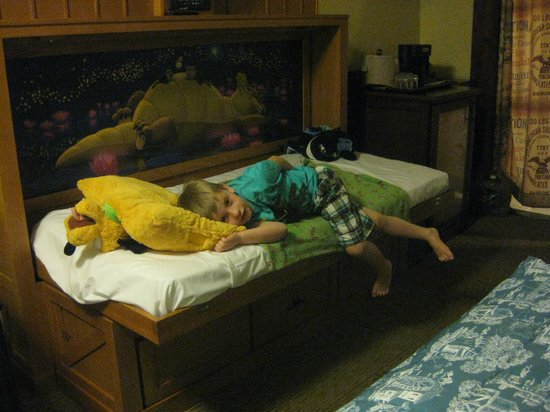 Murphy Bed For The Little People In Your Family Picture Of Disney S Port Orleans Resort