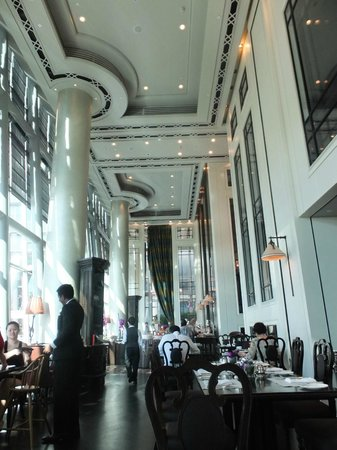 The Fullerton Bay Hotel Singapore: Clifford dining room