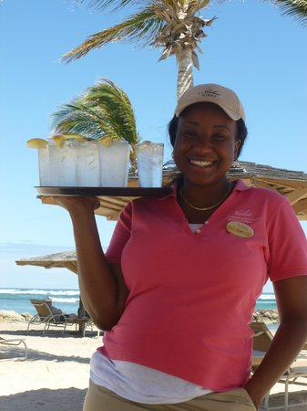 Nisbet Plantation Beach Club: The Lovely Juel
