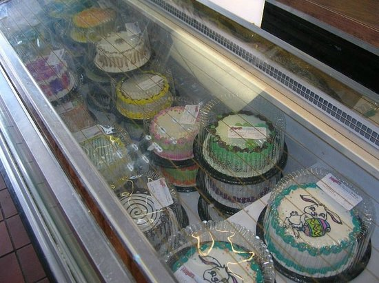 Magill's World of Ice Cream: Ice Cakes for Sale