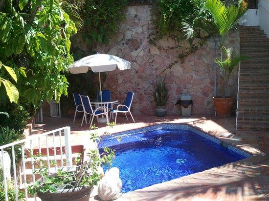 Casa de los Arcos: Wading Pool (Refreshing!)