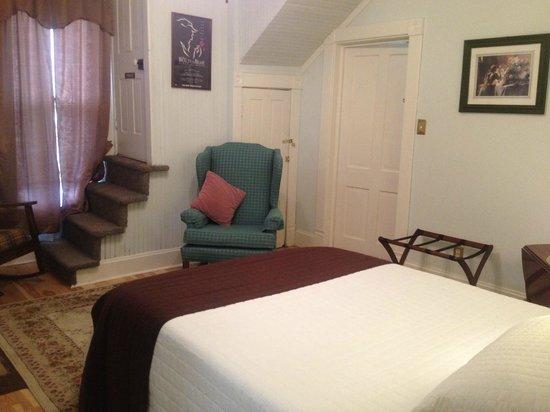 Cadiz Street Bed and Breakfast: Miss Eliza Room
