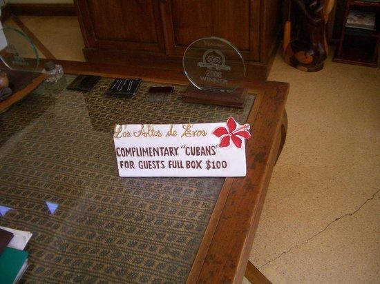 Los Altos de Eros: Cubans