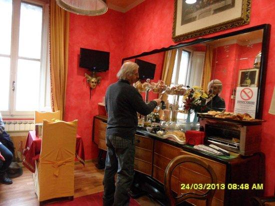 Hotel Berna: ottimi croissant