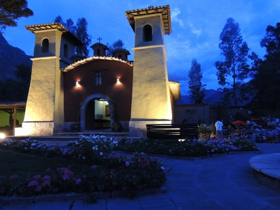 Sonesta Posadas del Inca Yucay: one of several buildings on the grounds