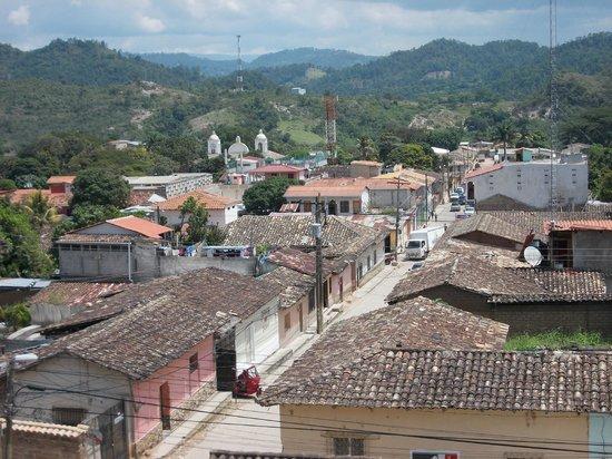 Hotel & Restaurant Guancascos: Vista diurna