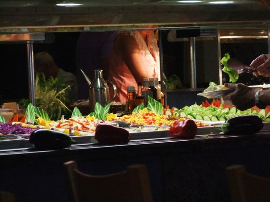 Hotel Palia Don Pedro: Salad bar