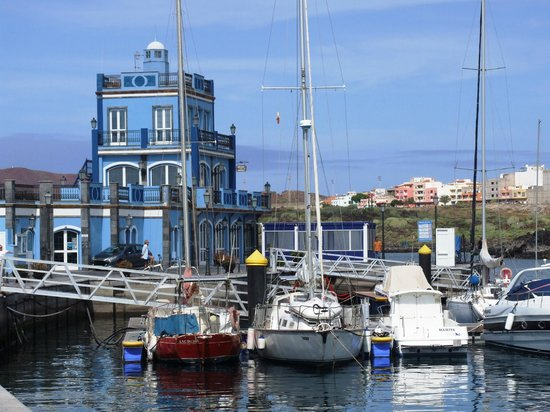 Hotel Palia Don Pedro: The Harbour at Las Galletas