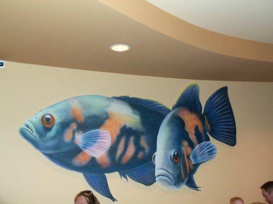 Capt Jack's Family Buffet : fishy fishy
