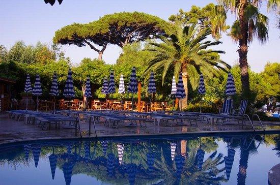 Grand Hotel Ambasciatori: Piscine