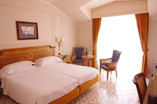 Grand Hotel Ambasciatori: Chambre Supérieure