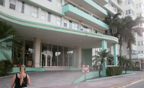 Seagull Hotel Miami South Beach: entrada al Seagull